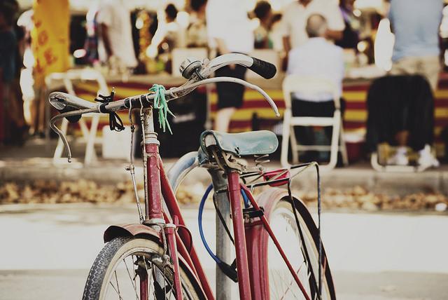 medio ambiente bicicleta